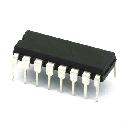 Originalios 10 vnt./daug CD4033BE CD4033 PDIP-16 IC...